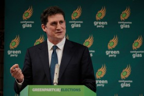 Interview: Green Party Leader Eamon Ryan Talks to the College Tribune [Extended Edition]