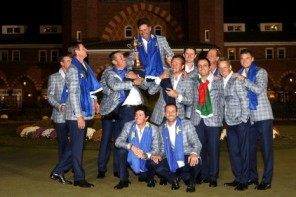 Europe Out Class United States To Claim The Ryder Cup at Gleneagles