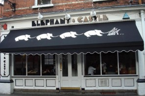 Elephant & Castle, The king of wings, and also brunch!
