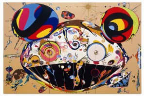 The Extraterrestrial and Potent Art of Takashi Murakami