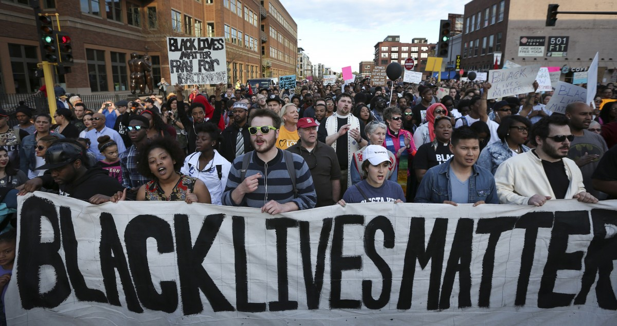 US Race Relations Campus Protests Shows Up Lack of Irish Student Mobilisation