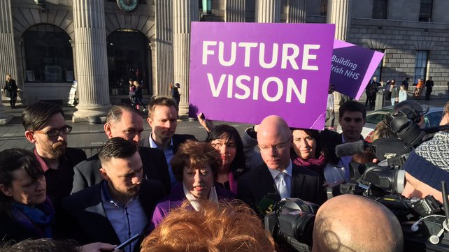 Social Democrats Election Manifesto Prioritises Public Investment and €1000 Reduction in Student Fees