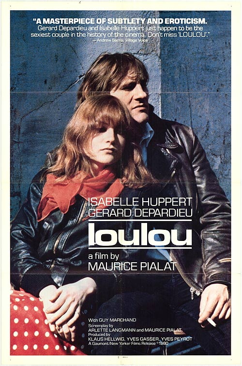 "International Film Review: ""Loulou"" 1980"