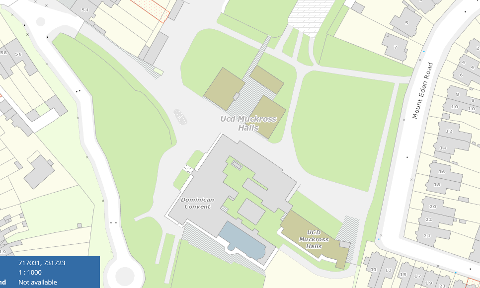 UCD Unable to Renew Lease on Muckross Halls Residence
