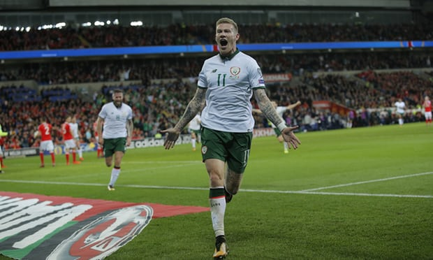 Déja Vu as Derry Man McClean Grabs an Irish lifeline in Cardiff Win